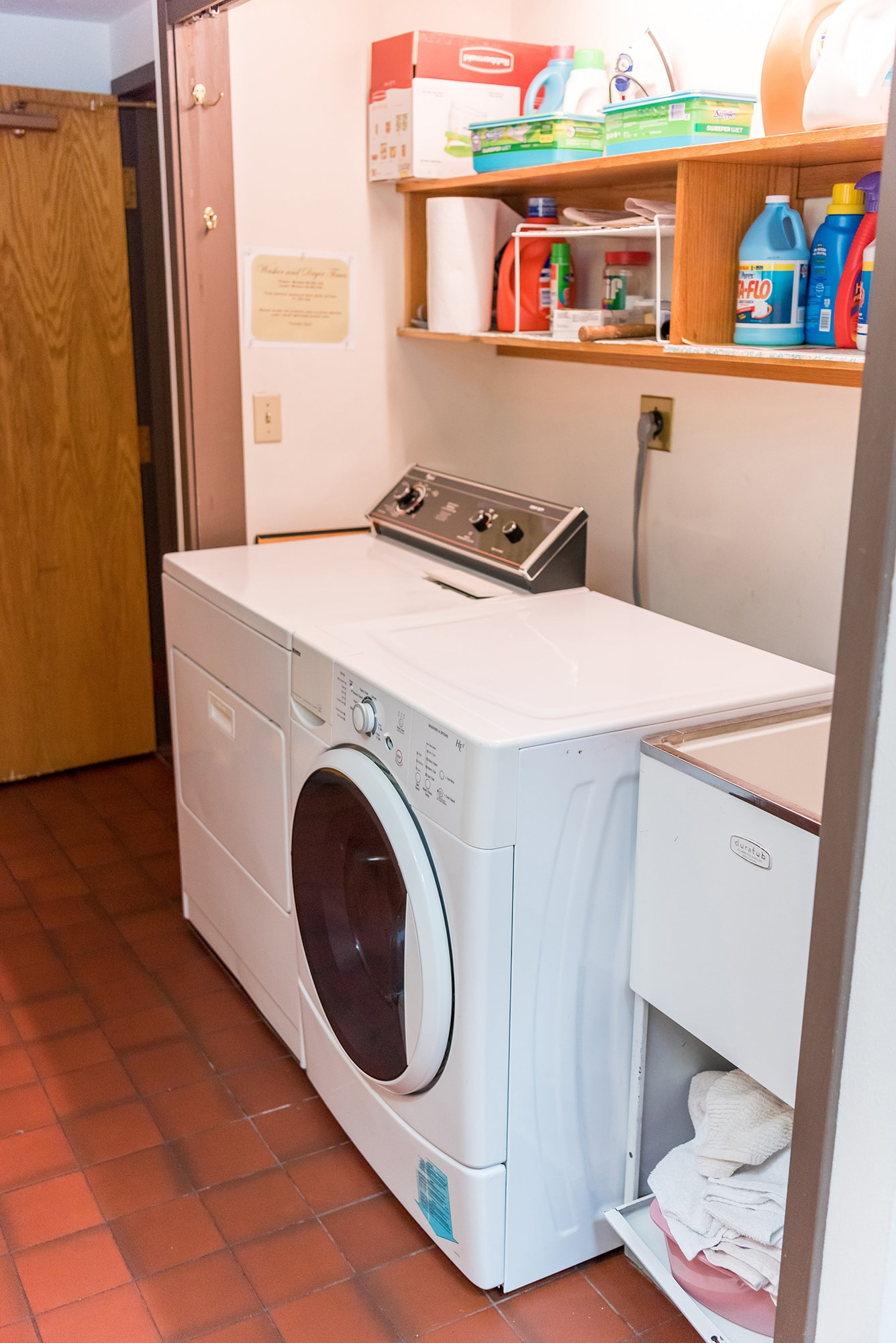 Concord House - Laundry