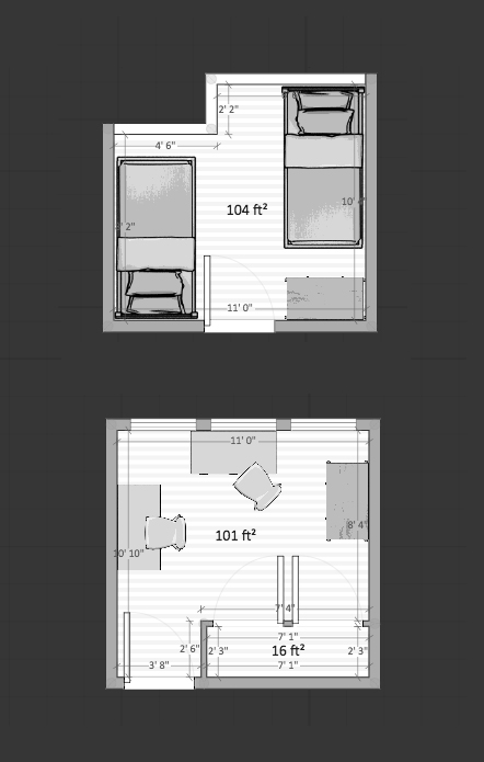 Room 1 with Loft