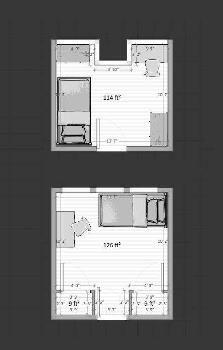 Room 2 with Loft