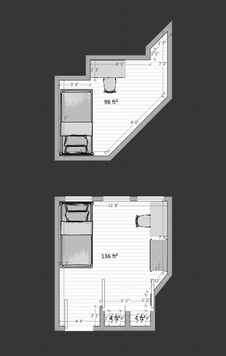 Room 6 with Loft